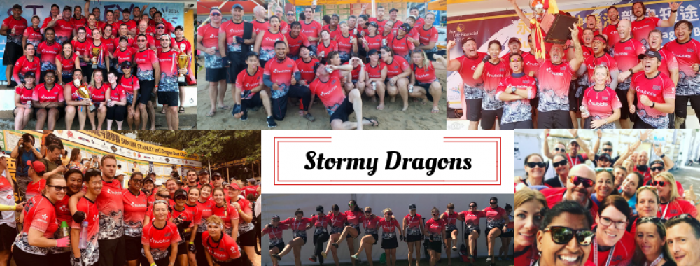 Stormy Dragons